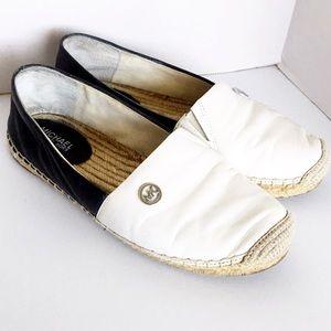 Michael Kors Espadrille Flat Sneakers Slip Ons